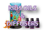 Kids Oil & Diffusers