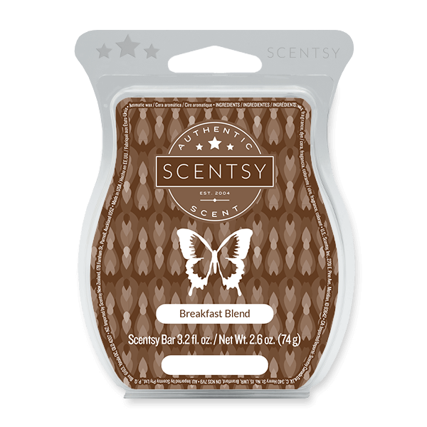 Breakfast Scentsy Bar