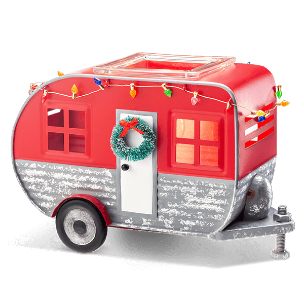 Christmas Camper Warmer